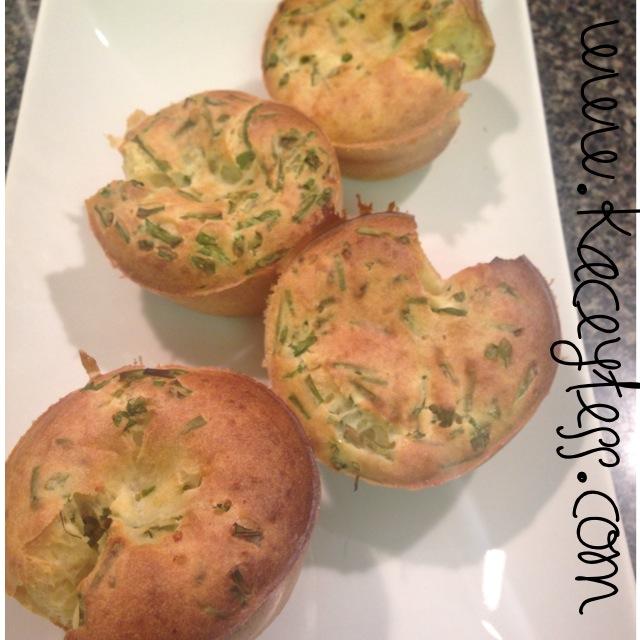Chive Muffin