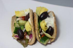 greek taco