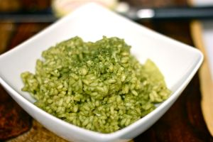 Tomatillo-Lime Rice