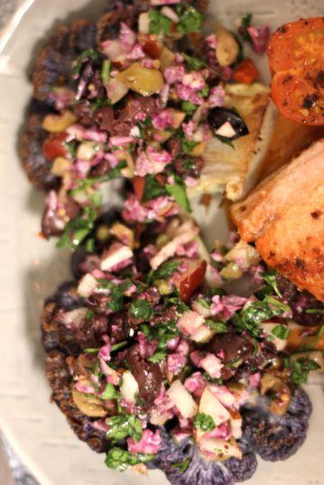 Cauliflower Salsa 6